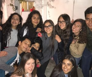 amigos, fiesta, and party night image
