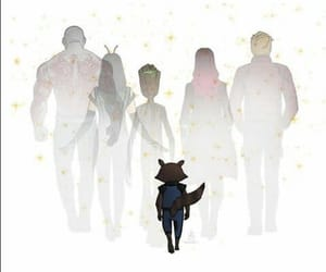 groot, drax, and gamora image