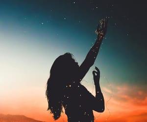 light, sky, and tumblr image