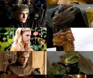 dragons, game of thrones, and jaime lannister image
