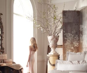 bedroom, fashion, and model image