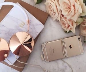 pic and rosegold image