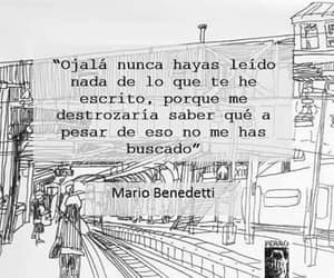 frases, love, and mario benedetti image