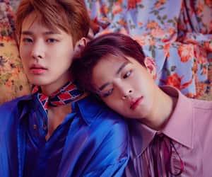 asian boys, comeback, and victon image