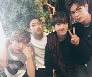 knk, heejun, and park seungjun image