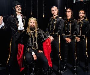 johannes eckerström, avatar metal, and henrik sandelin image