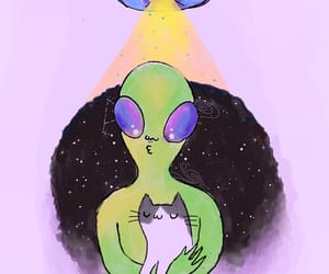alien, bye, and donna image