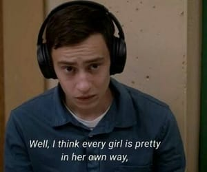 quotes, atypical, and girl image