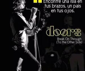 Jim Morrison, the doors, and psicodelico. image