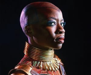 actor, actress, and black panther image