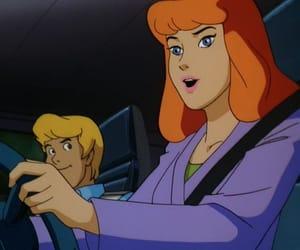 cartoon, classic, and couple image