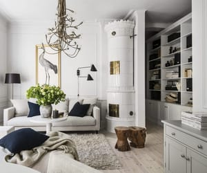 bedroom, comfy, and decor image