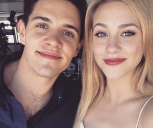 riverdale, lili reinhart, and casey cott image
