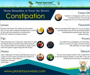 home remedies and constipation image
