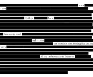 mine, poems, and negative nancy image