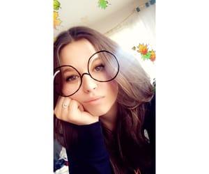 eyebrow, makeup, and loveu image