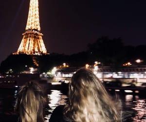 boat and paris image