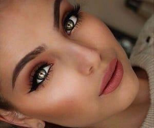 beautiful, girl, and eyes image