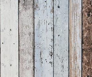 blue, brown, and wallpaper image