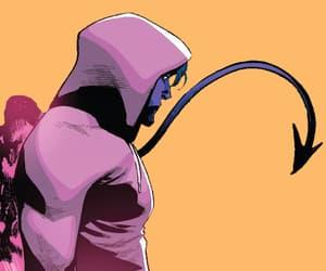 comics, x-men, and Kurt Wagner image