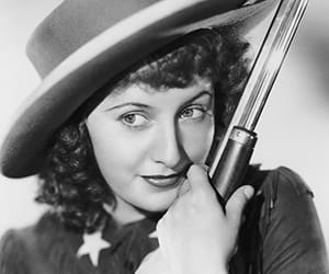 movies, westerns, and stanwyck image