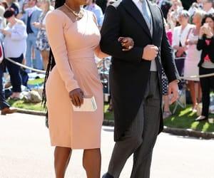 royal wedding, Serena Williams, and invitados image