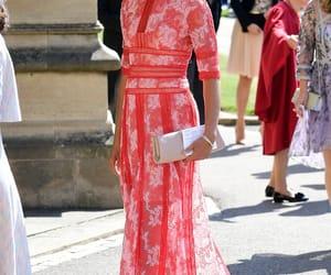 royal wedding, gina torres, and invitados image