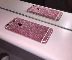 iphone, nice, and pink image
