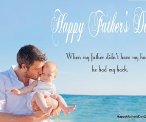 father, fatherhood, and happy fathers day image