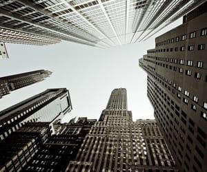 city, skyscraper, and building image
