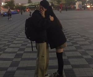 ulzzang, couple, and korea image