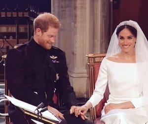 husband, royal wedding, and wedding image
