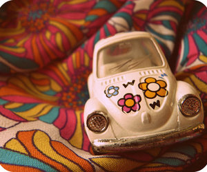 car, colors, and cute image