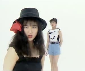 80s, aesthetic, and idol image