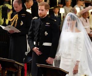 royal wedding, novios, and boda real image