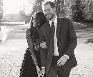 couple, prince harry, and meghan markle image