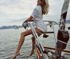 beachwear, elsa hosk, and style image