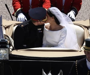 royalwedding and meghanharry image