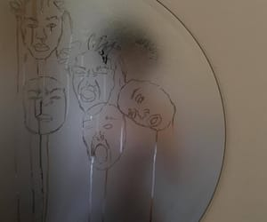 art, mirror, and nice image
