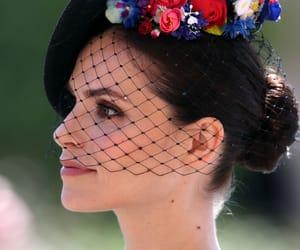 belleza, tocado, and boda real image