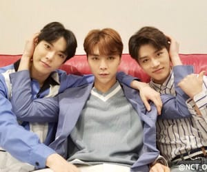 johnny, taeil, and doyoung image