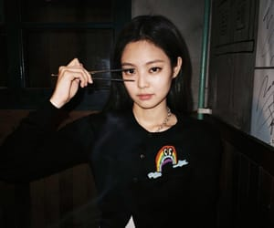 jennie, blackpink, and aesthetic image