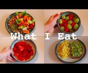 bikini, vegetarian, and good food image