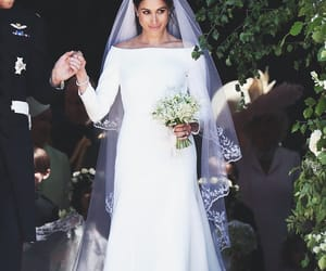 royal wedding, meghan markle, and wedding image