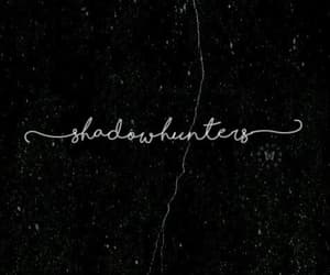 black, fangirl, and shadowhunters image