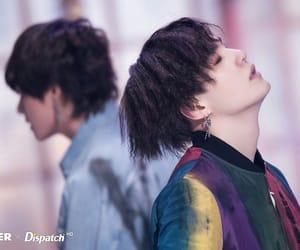 jin, kpop, and fake love image
