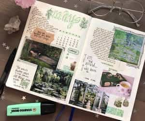 article, journaling, and travel image