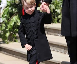 royal wedding and prince george image