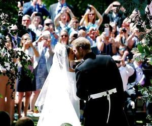 prince harry, love, and royal wedding image