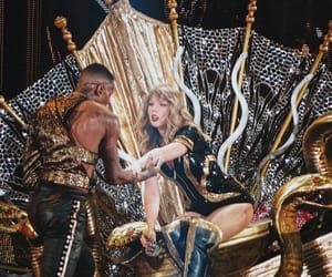 Reputation, Taylor Swift, and king of my heart image